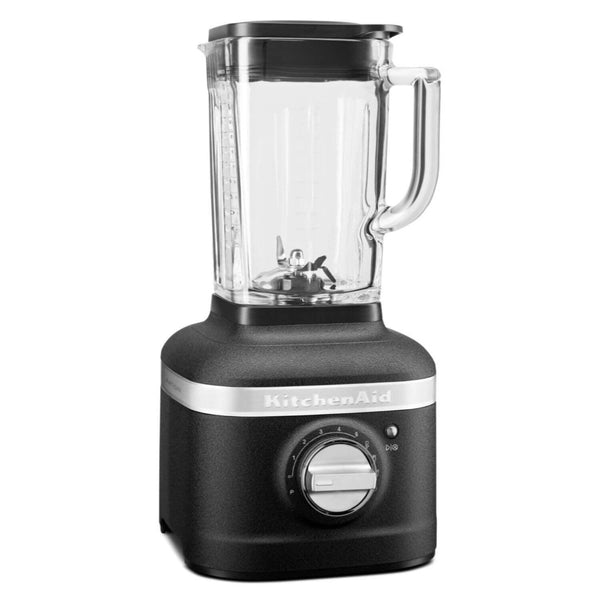 KitchenAid Artisan K400 5KSB4026BBK Blender - Cast Iron Black