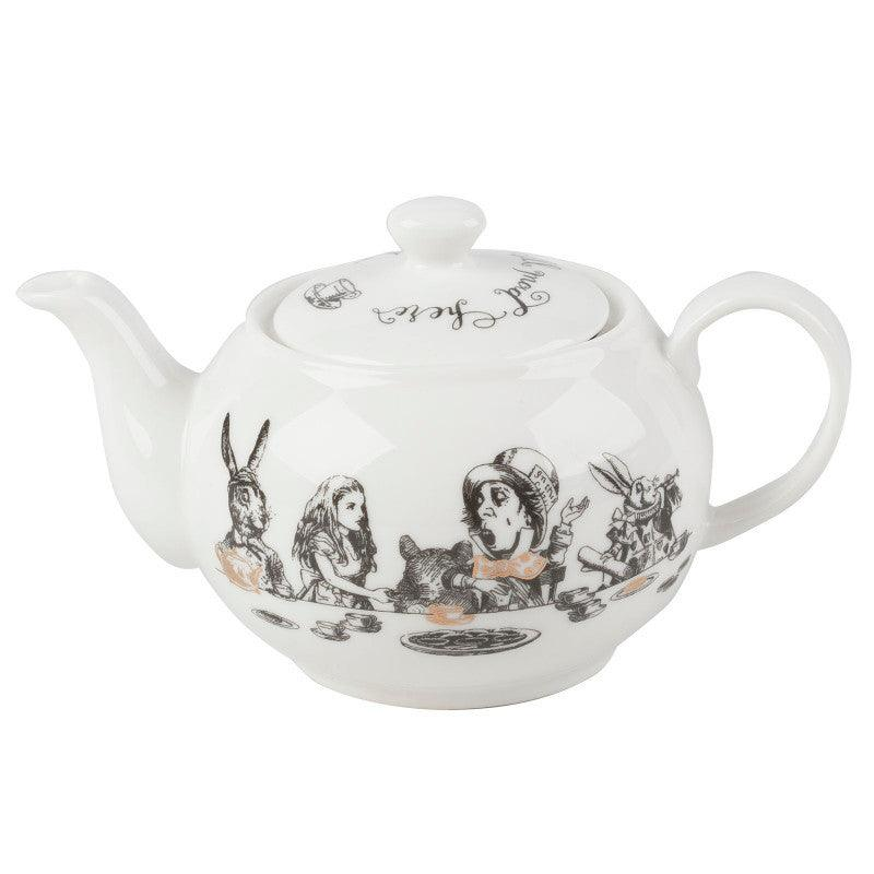 Victoria & Albert Alice in Wonderland Mini Teapot