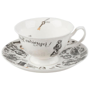 Victoria & Albert Alice in Wonderland Cup & Saucer Set