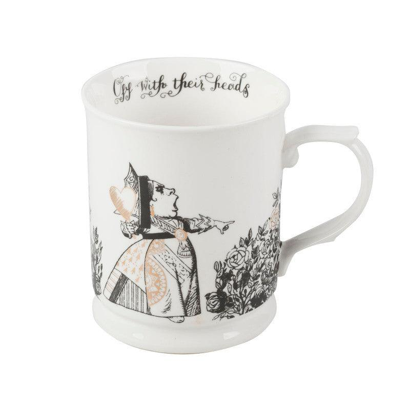 Victoria & Albert Alice in Wonderland Tankard Mug