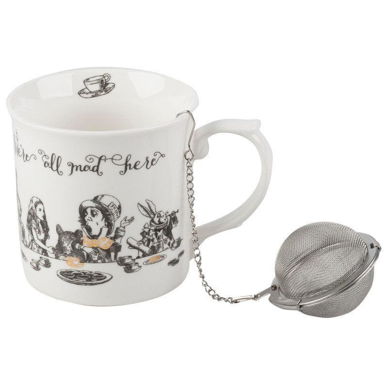 Victoria & Albert Alice in Wonderland High Tea Gift Set
