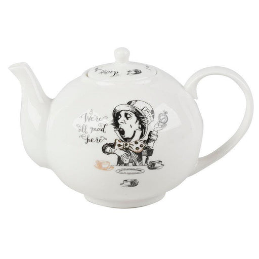 Alice in Wonderland Large Teapot