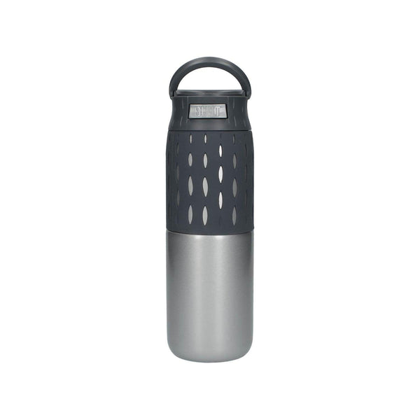 Built 14oz Touch Flask - Stainless Steel