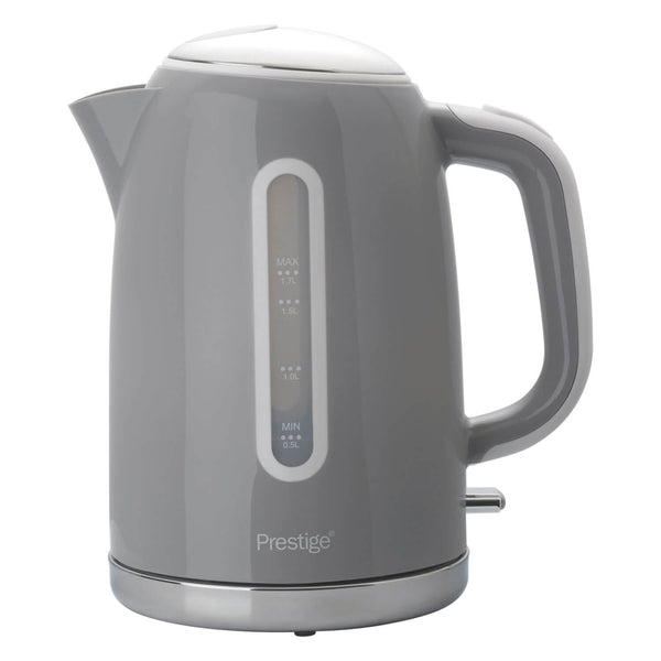 Prestige 1.7 Litre Cordless Kettle Light Pebble