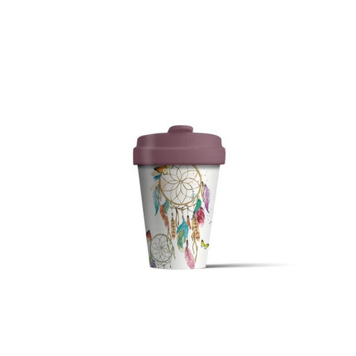 BambooCup 'Dream Catcher' Travel Mug - 400ml