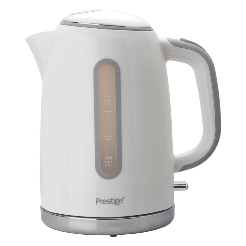 Prestige 1.7 Litre Cordless Kettle Light Oyster