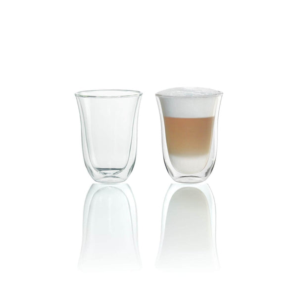 De'Longhi Latte Macchiato Glasses - Set of 2