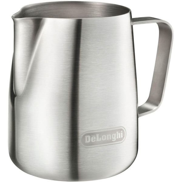 De'Longhi Stainless Steel Milk Frothing Jug - 400ml