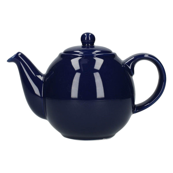 London Pottery Globe 2 Cup Teapot - Cobalt Blue