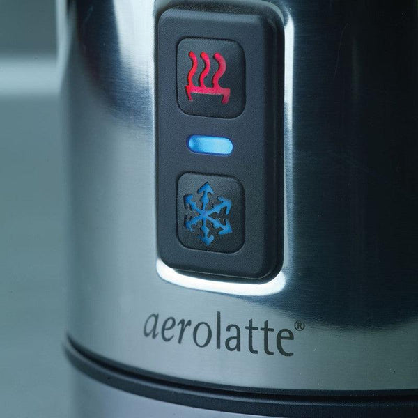 Aerolatte Stainless Steel Digital Hot Frothing Jug