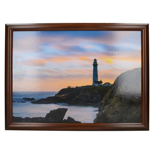 5233657 Creative Tops Lighthouse Laptray - Front