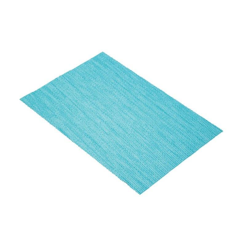 KitchenCraft Woven Placemat - Aqua