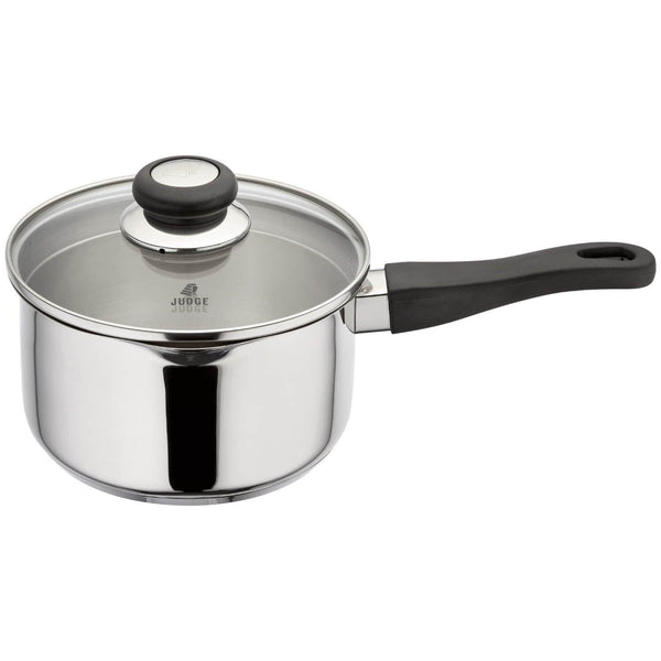 Judge Vista Draining Saucepan - 18cm