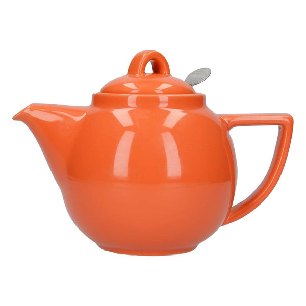 London Pottery Geo Filter 2 Cup Teapot - Nectar