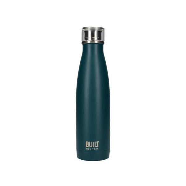5234711 Built 17oz Double Walled Teal Drinks Bottle