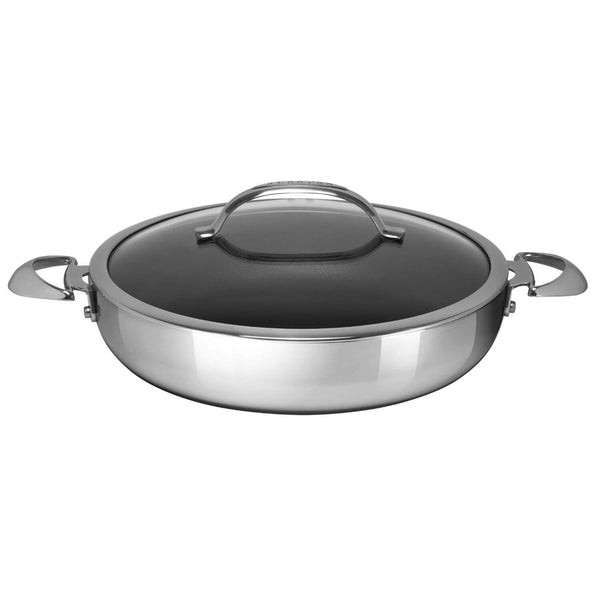 Scanpan HaptIQ Non-Stick Chef Pan With Lid - 32cm