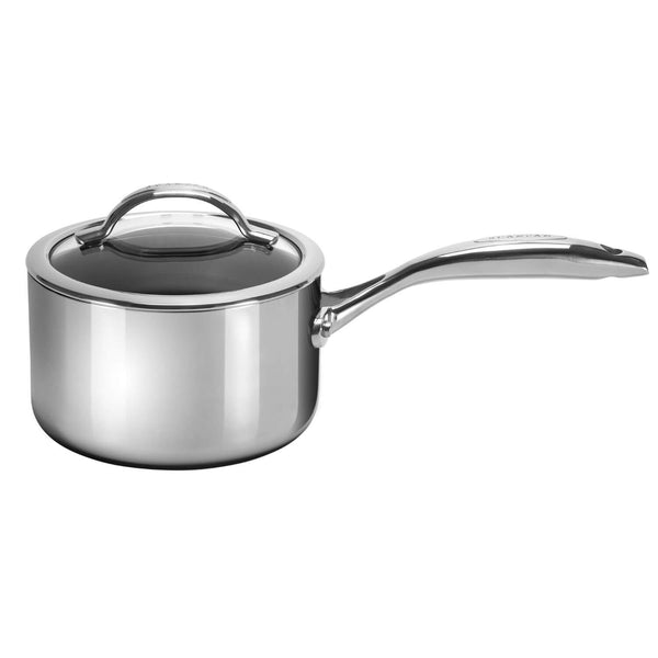 Scanpan HaptIQ Non-Stick Saucepan With Lid - 16cm