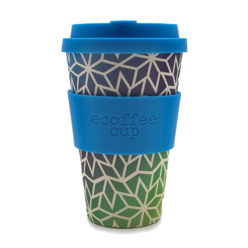 Ecoffee Cup Stargate 400ml Bamboo Travel Mug