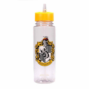 Harry Potter Hufflepuff Water Bottle - Front