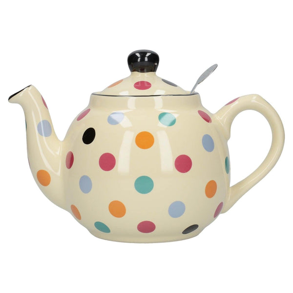 London Pottery Farmhouse 2 Cup Teapot - Multi-Spot