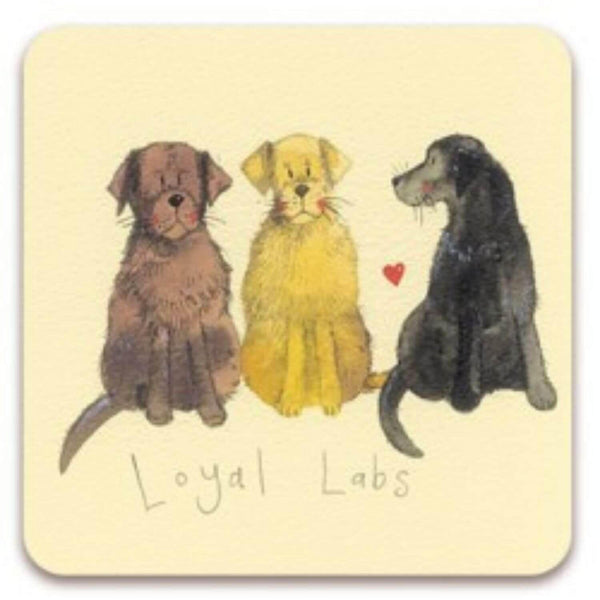 Alex Clark Coaster - Loyal Labs