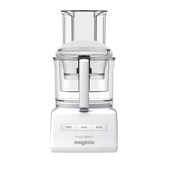 Magimix Cuisine Systeme 5200XL Premium Food Processor - White