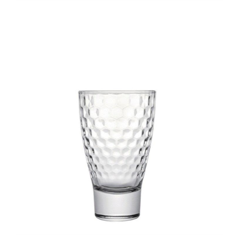 Luxe Honeycomb Hiball Glass - 375ml