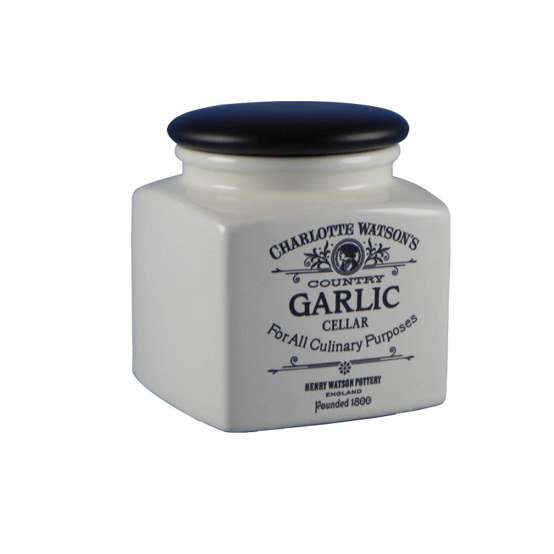Charlotte Watson Garlic Cellar - Cream