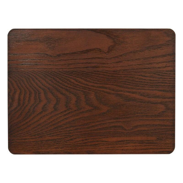 Creative Tops Naturals Brown Wood Placemats - Set of 4