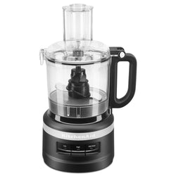 KitchenAid 5KFP0719BBM Food Processor 1.7 Litre - Matte Black