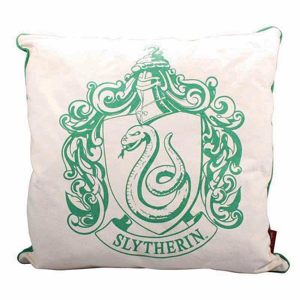 Harry Potter Slytherin Cushion - Front