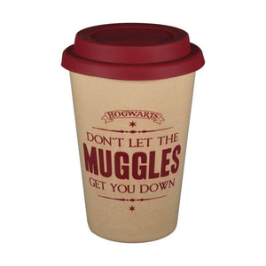 Huskup Harry Potter Travel Mug - Muggles
