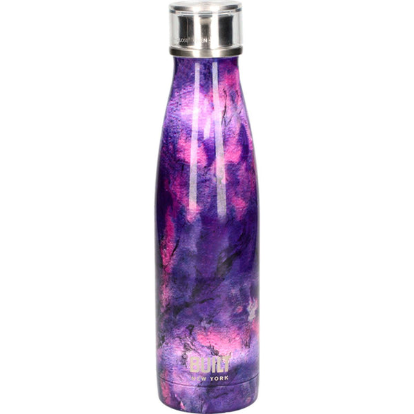 Built Double Walled Drinks Bottle 500ml - Purple Marble