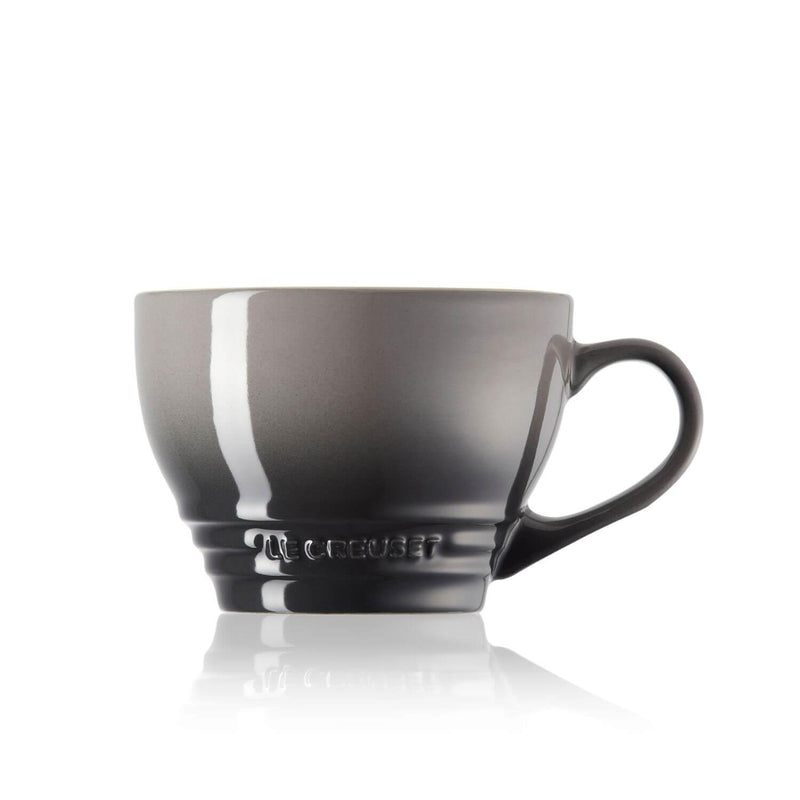 Le Creuset Stoneware 400ml Grand Mug - Flint