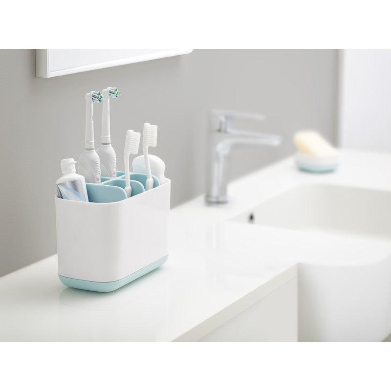 Joseph Joseph EasyStore Toothbrush Caddy Blue - Large