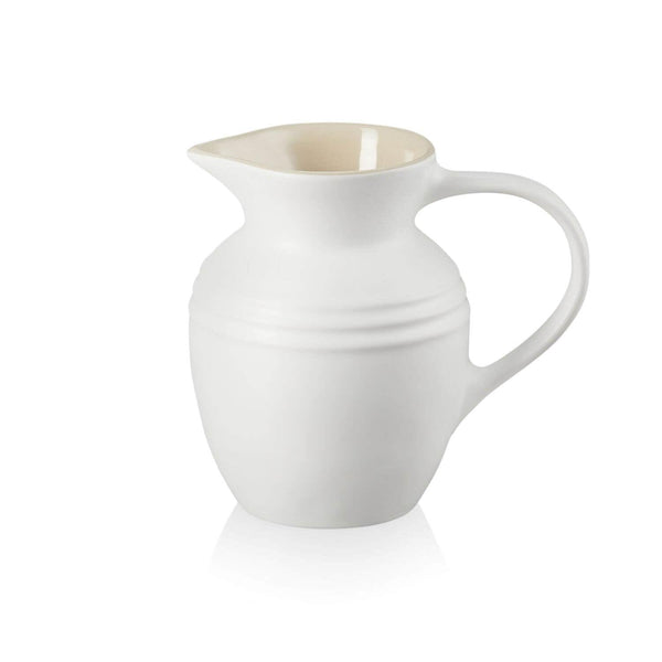 Le Creuset Stoneware Breakfast Jug - Cotton
