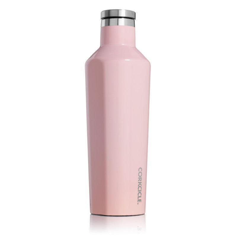 Corkcicle Canteen 16oz - Rose Quartz