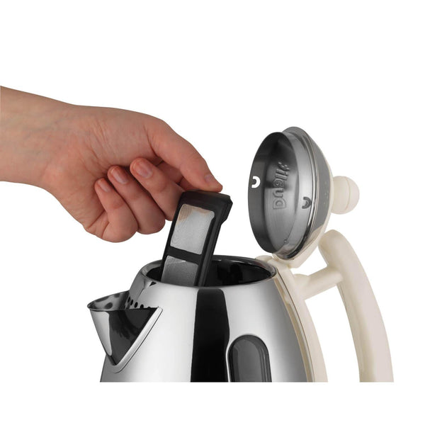 Dualit Jug Kettle 1.5 Litre - Cream