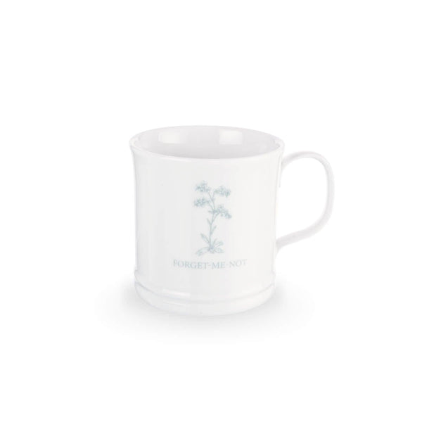 Mary Berry English Garden Mug - Forget Me Not