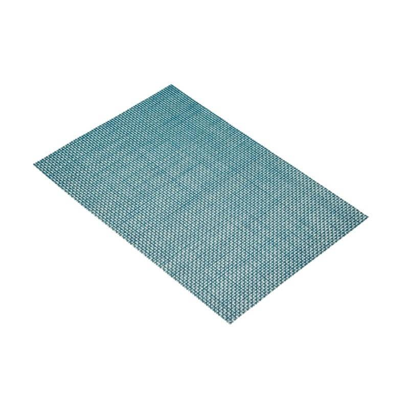 KitchenCraft Woven Placemat - Blue Mix