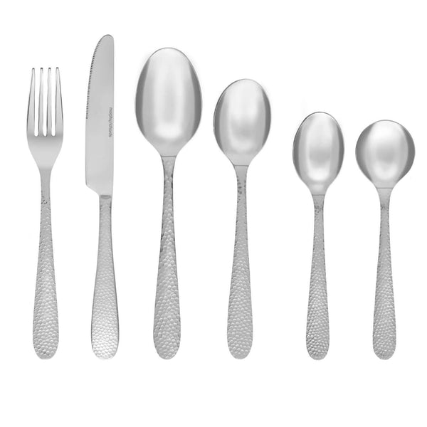 Morphy Richards Luxe Cutlery Set - 48 Piece