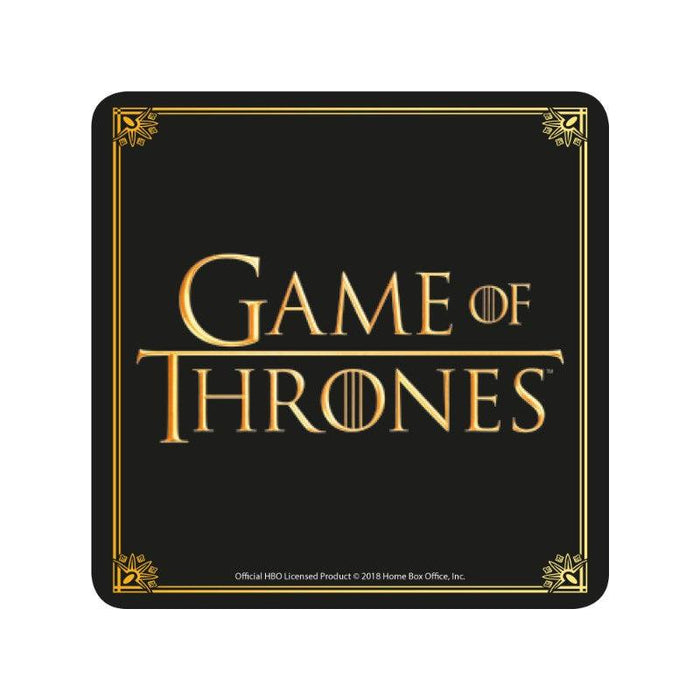 Game of Thrones Coaster - Logo