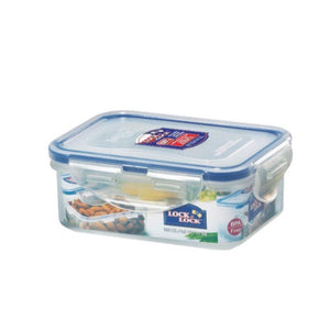 HPL806 Lock & Lock Rectangular Food Container - 350ml