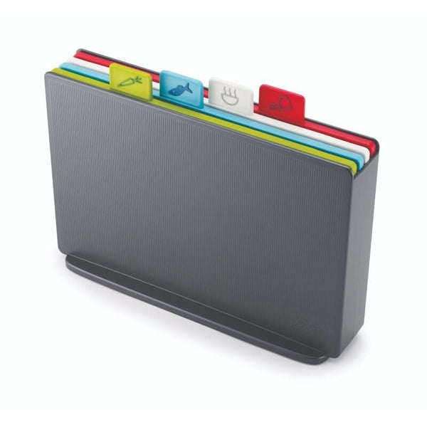 Joseph Joseph Index Chopping Board Set Regular - Graphite