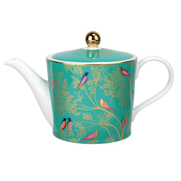 Sara Miller London Chelsea 4 Cup Teapot - Green