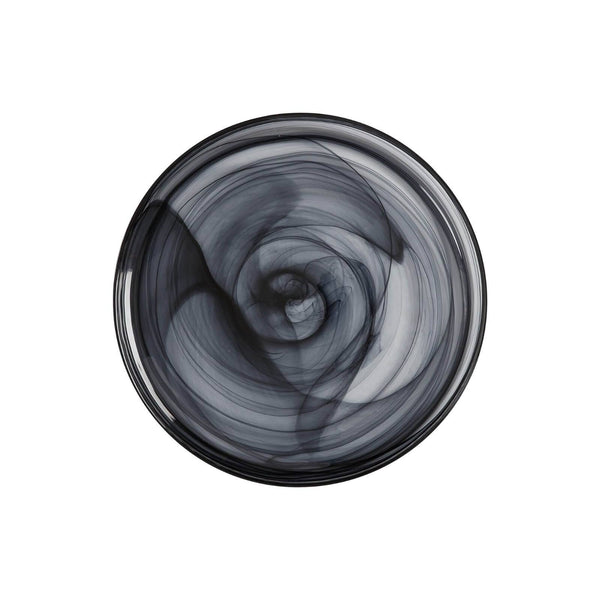 Maxwell & Williams Marblesque 39cm Plate - Black