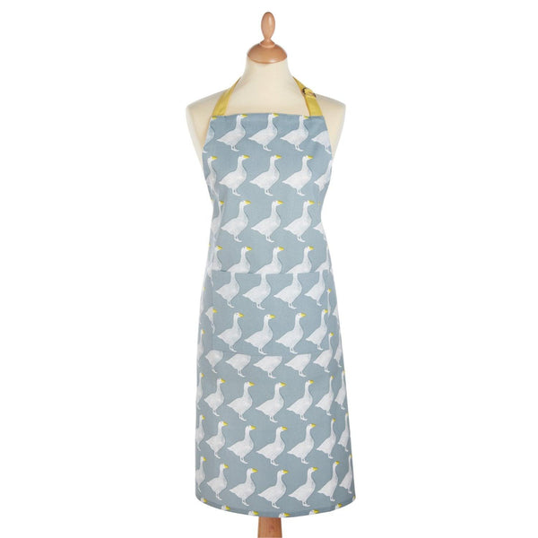 KitchenCraft Cotton Apron - Goose