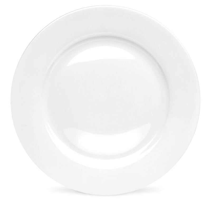 Royal Worcester Serendipity 27cm White Dinner Plate