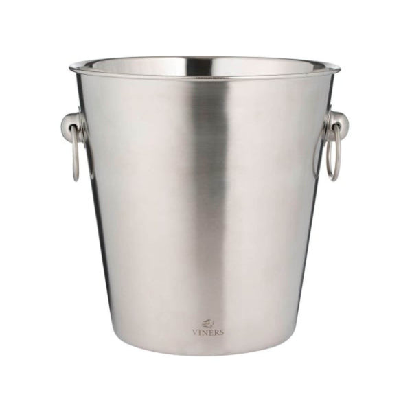 Viners Barware Champagne Ice Bucket - Silver