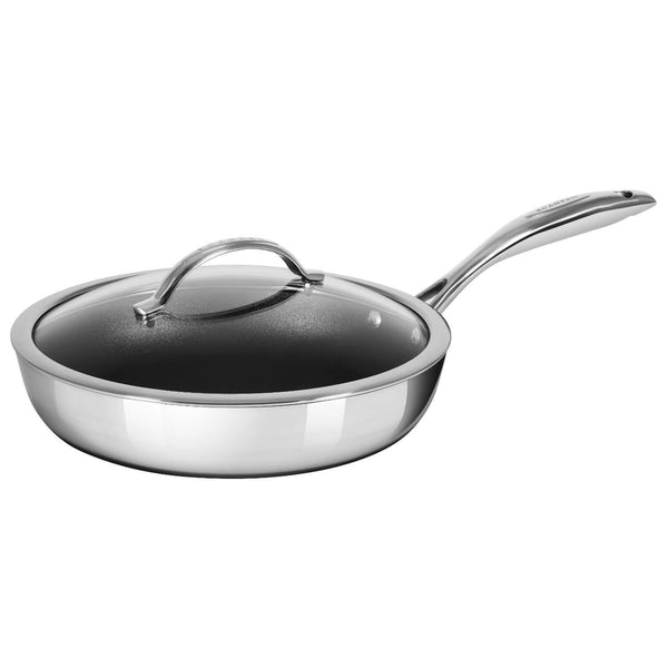Scanpan HaptIQ Non-Stick Saute Pan With Lid - 28cm